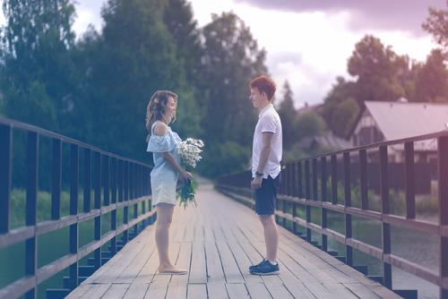 初デートを付き合う前にする時に意識したいこと-1